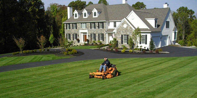mchenry lawn care and maintenance services